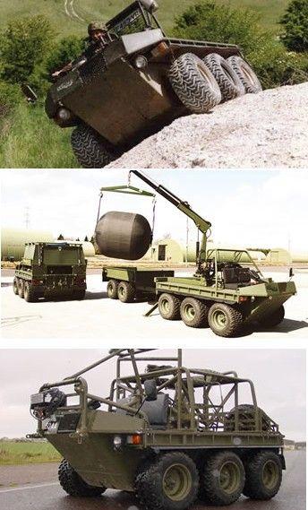 Alvis Supacat 6×6 1600 MK II | used military vehicles, MOD surplus for sale Quinn Molteni