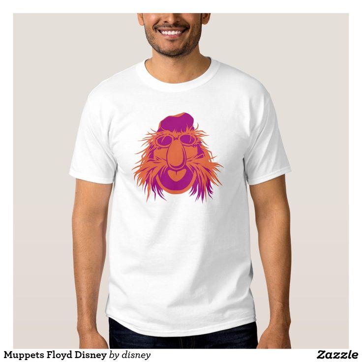 The muppets - Muppets Floyd Disney Polera. Producto disponible en tienda Zazzle. Vestuario, moda. Product available in Zazzle store. Fashion wardrobe. Regalos, Gifts. Link to product: http://www.zazzle.com/muppets_floyd_disney_polera-235465421644152325?lang=es&design.areas=[zazzle_shirt_10x12_front]&CMPN=shareicon&social=true&rf=238167879144476949 #camiseta #tshirt