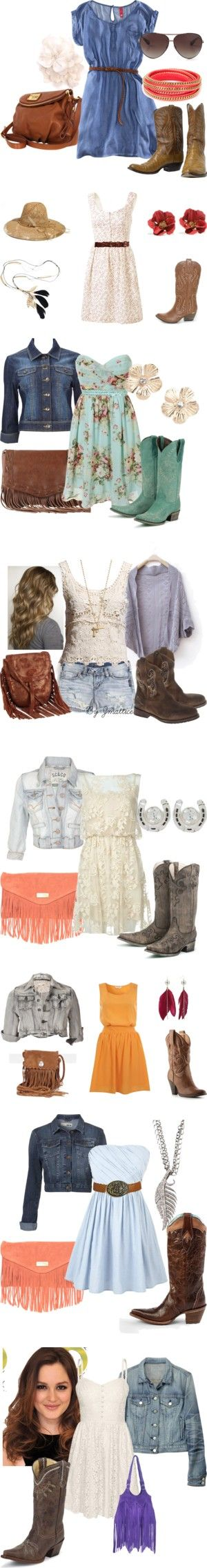 southern outfits- they are all belted and fitted that's key to making these looks work without looking pregnant.