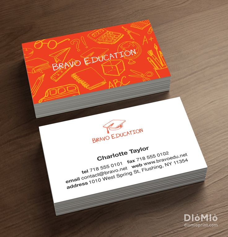 Top  Best Name Card Printing Ideas On   Visiting Card