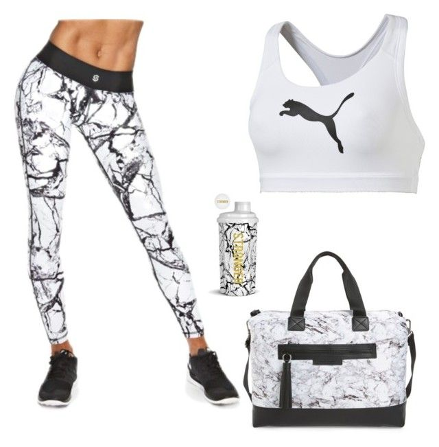 """Sporty"" by ingridlundevall on Polyvore featuring Puma"