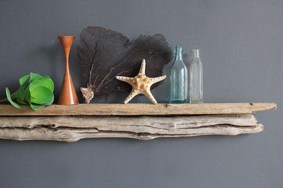 Long Natural Driftwood Shelf Perfect Mantle Driftwood Shelf Driftwood And Mantle