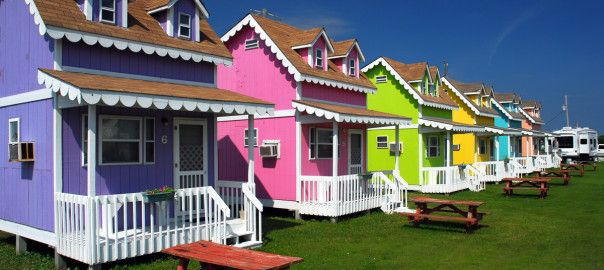 281 best images about tiny houses prefab and kit homes on for Modular beach cottages