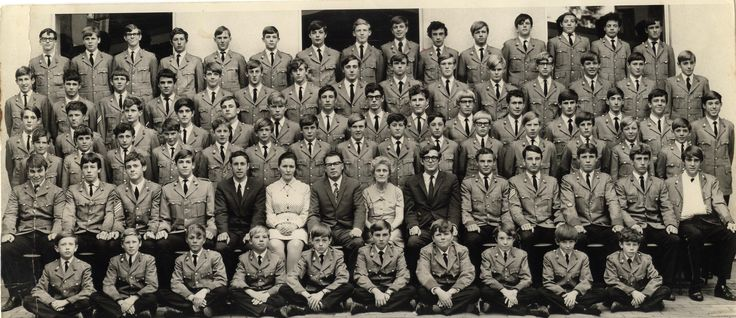 School photo - Kings 1971