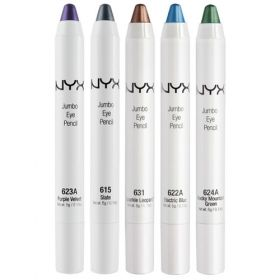 Our best selling eye product! - Nyx Jumbo Eye Pencil - http://www.crushcosmetics.com.au/eyes/eye-and-gel-liner/nyx-jumbo-eye-pencil