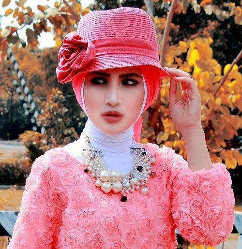 How to Wear Hijab with Hat e0f196fd43da2ae62906295a45a7c5f4