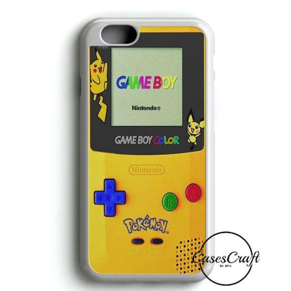 Yellow Gameboy Pokemon iPhone 6/6S Case | casescraft