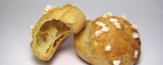 Chouquette sans gluten