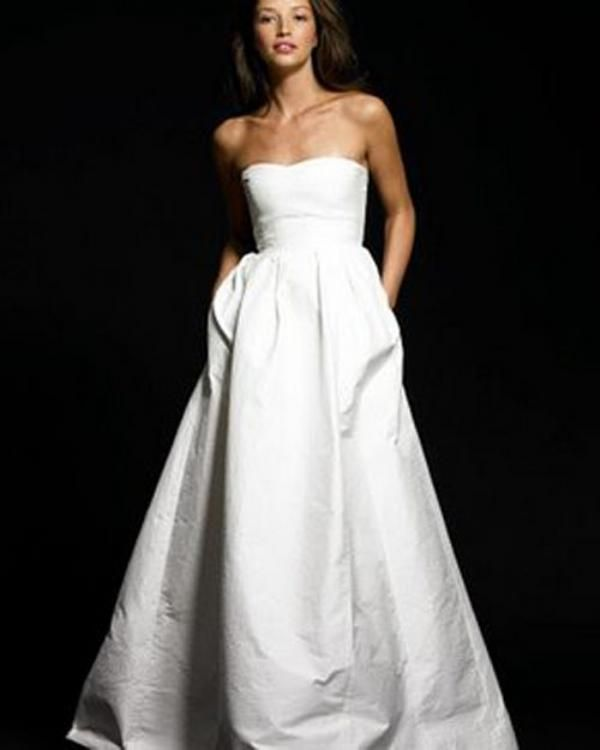 strapless wedding dresses with pockets prince charming pinterest