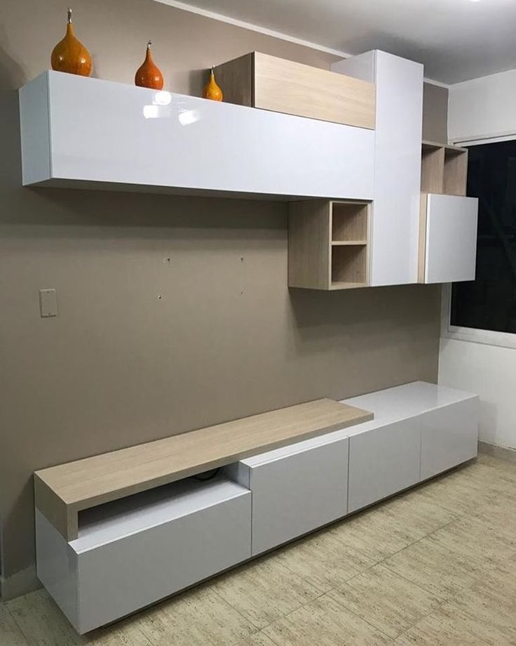 LCD PANEL/ TV UNIT DESIGN FOR LIVING/DRAWING ROOM/BEDROOM
