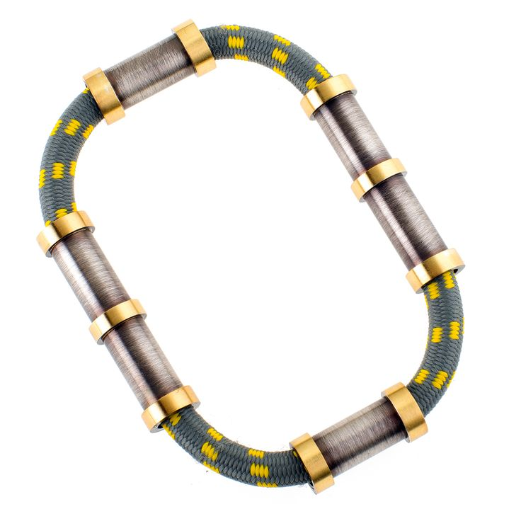 Bracelet from EXTREME SPORT collection by Anna Orska. http://orska.pl/pl/shop/bransoleta539.html