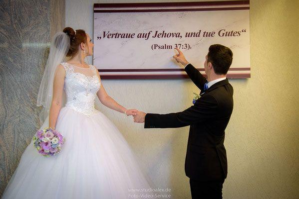 Hochzeit zeugen jehovas