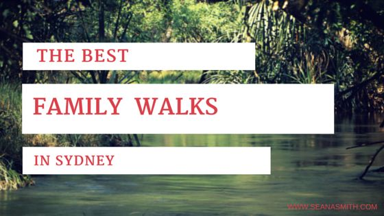 Sydney's Best Family-Friendly Bush, Park and Beach Walks