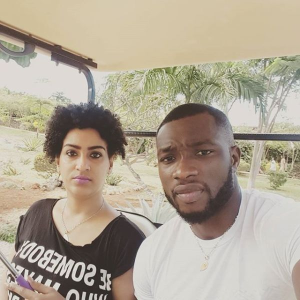 Is Emmanuel Ikubese Dating Juliet Ibrahim Check Out His Sweet Birthday Message To Her
