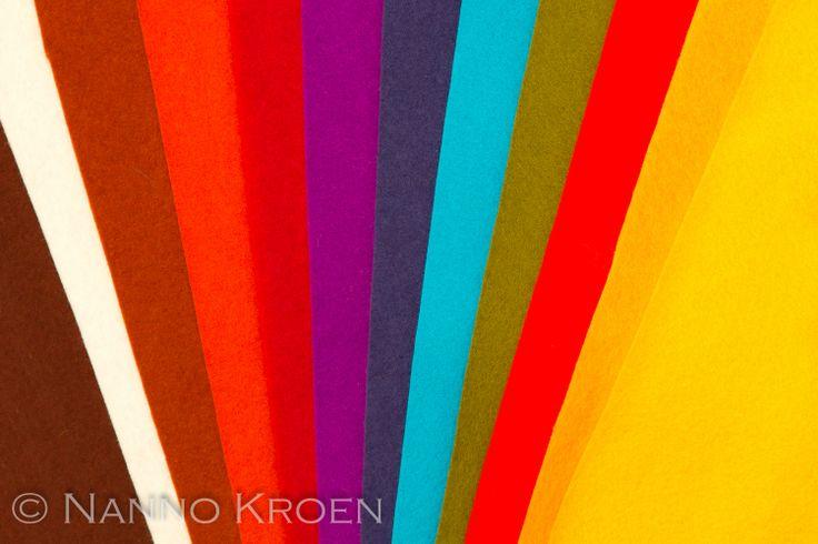 Warme kleuren Poolstyling