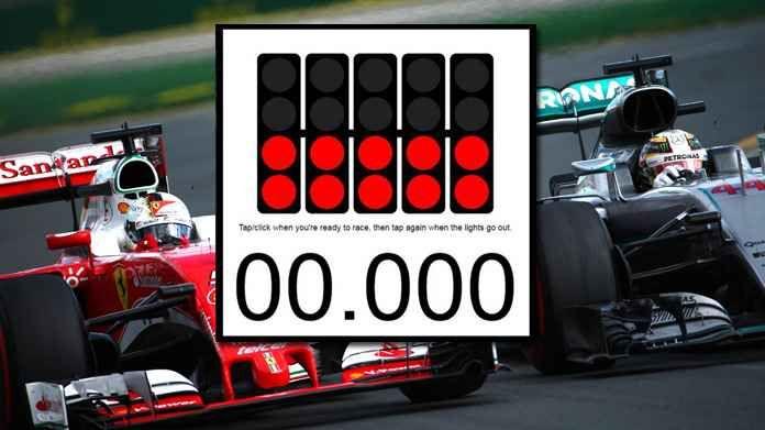 Pensi di poter fare meglio di Bottas? Ecco il test che fa per te! Quanto sono veloci i riflessi di un pilota di F1? 207 millesimi è stato il breve lasso di tempo con cui Bottas ha reagito quando le luci del semaforo si sono spente nel GP austriaco. Vettel ha protes #formula1 #bottas #partenza