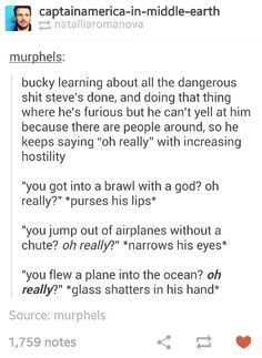 funny bucky barnes and steve rogers running tumblr - Google Search