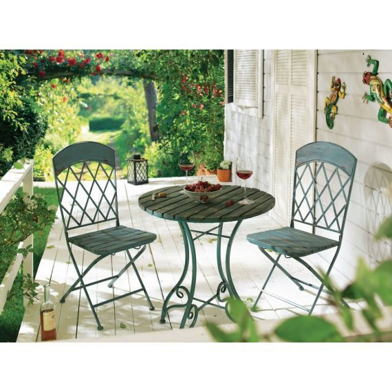 Outdoor Tisch Vintage Rund Vintage Look Metall Holz Ca O 65 Cm Gartentisch Holztisch Outdoor Gartentisch Rund Metall