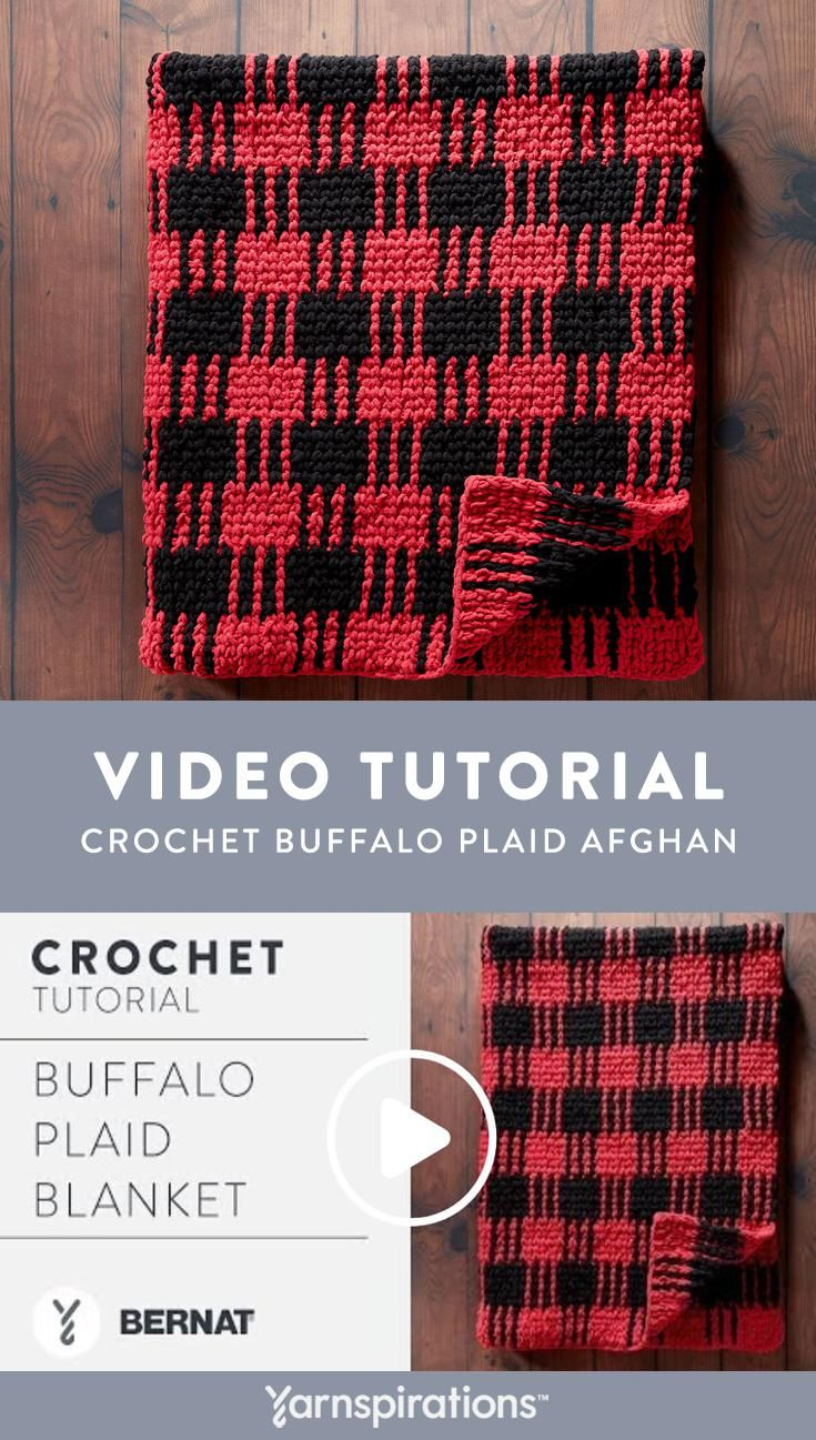 Free Easy Crochet Afghan Pattern Try Your Hand At This Bold Red And