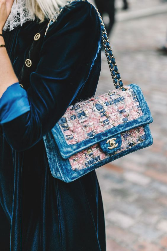 Chanel Street Style & more details