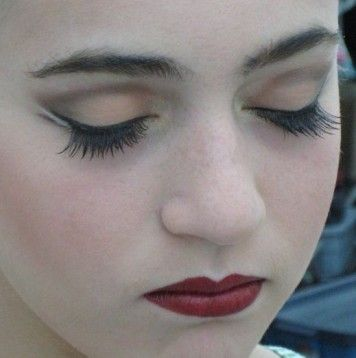 Classical Ballet Stage Makeup - great link to JAM cosmetics with tips.