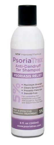 Try this next? Stronger formula. - Coal Tar Shampoo Psoriatrax 8oz 25% Coal Tar Solution - Equivalent to 5% Coal Tar Psoriatrax http://www.amazon.com/dp/B002KAA8KK/ref=cm_sw_r_pi_dp_Yke0tb0JJGQVA8WG