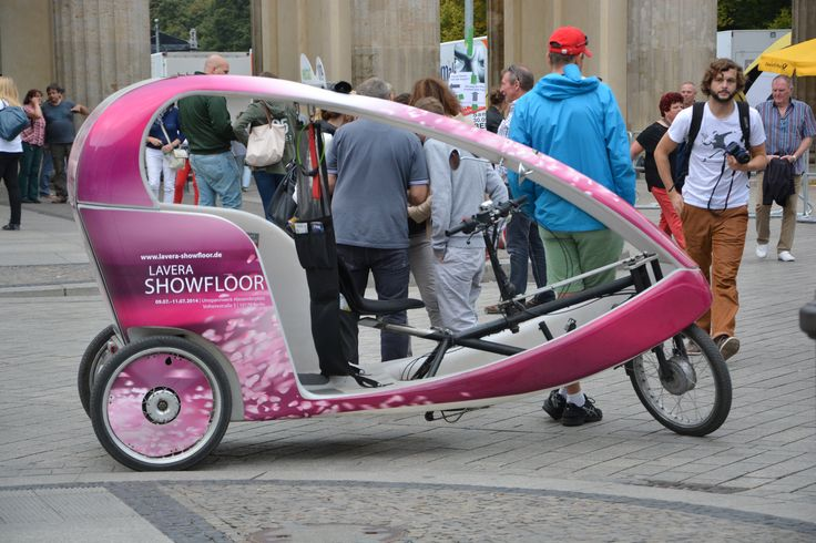 lavera showfloor bike