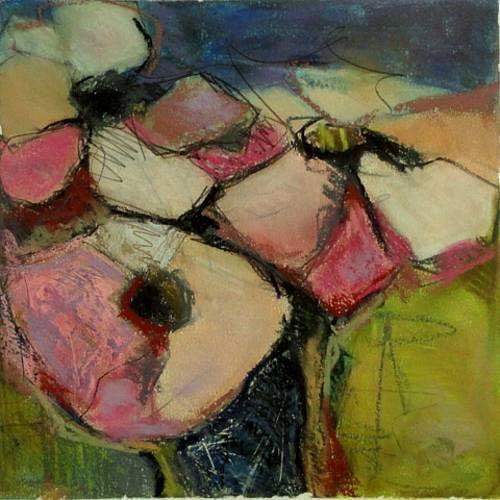 """Angela Fusenig, """"Aus der Serie Springtime"""" Mit einem Klick auf 'Als Kunstkarte versenden' versenden Sie kostenlos dieses Werk Ihren Freunden und Bekannten."""