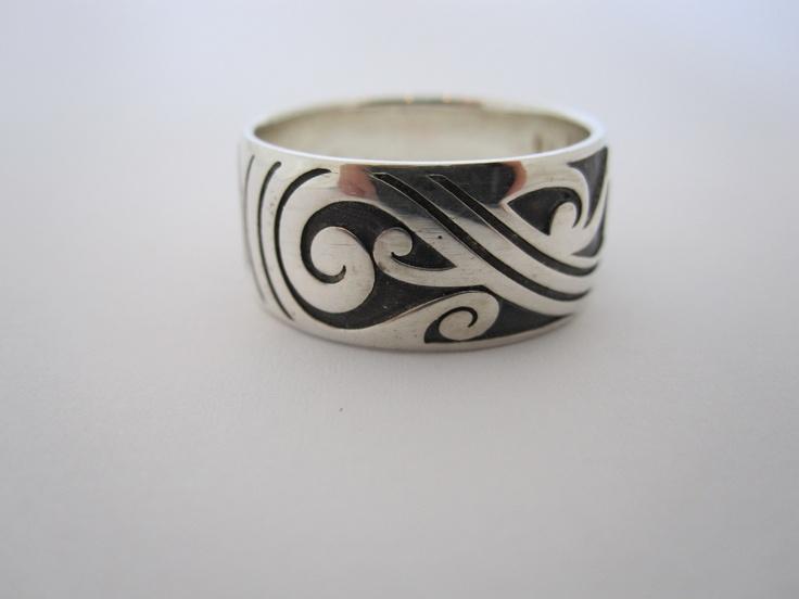Maori ring by seventysixdesign