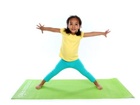 9 Yoga poses your kids will love – SheKnows