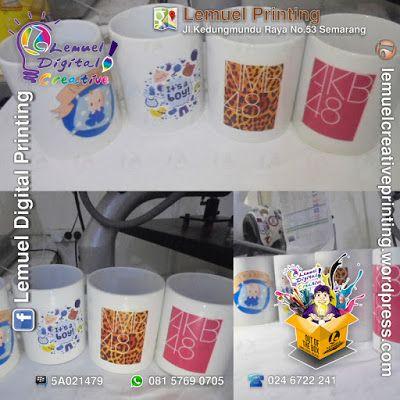 Custom Print Mug Dengan Desainmu Sendiri Berkualitas By DIGIVE