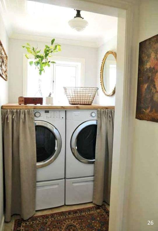 5 Dirty Secrets :: Laundry Room Organization /