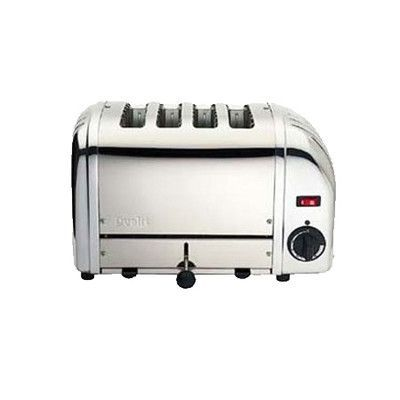 cuisinart toaster 4 slice stainless steel