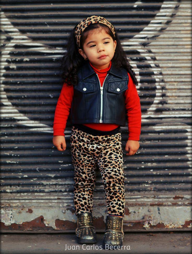#LookRoquero #KidsFashion #FashionMini #AnimalPrint