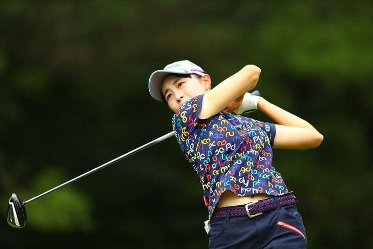 ボード「Women golfers」のピン