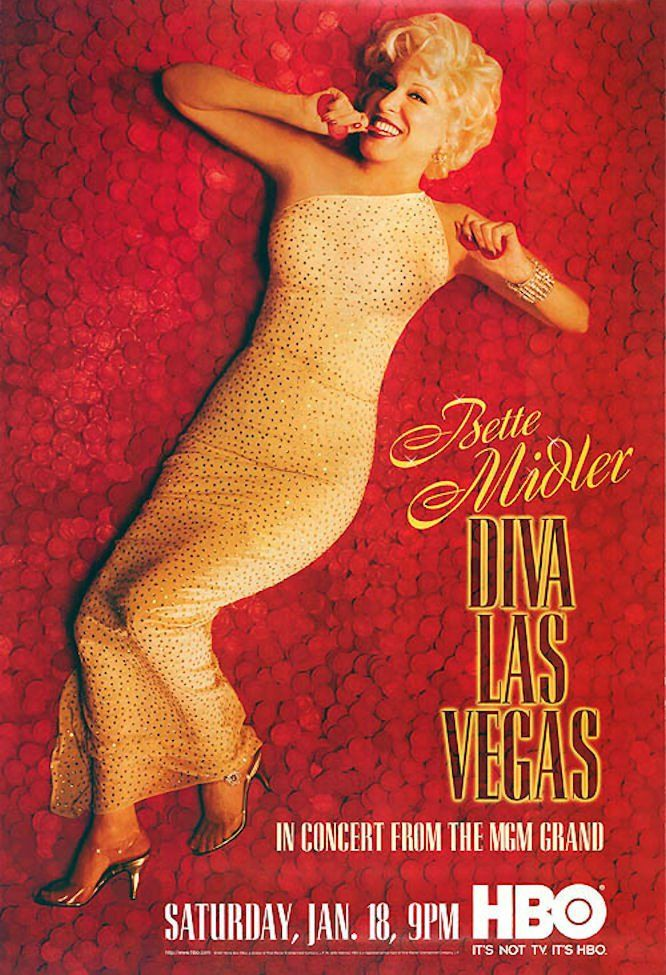 Bette Midler and the Harlettes | Film Bette Midler: Diva Las Vegas 1997 - en streaming vf Complet ...
