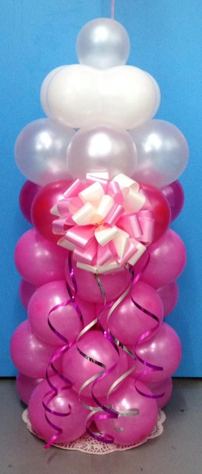 Baby Bottle - Pink | Party Things - Online Party Supplies