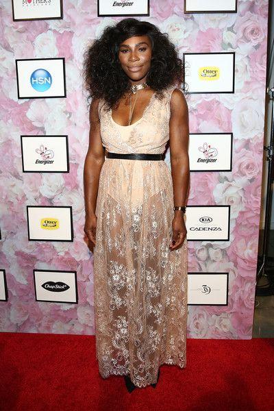 Serena Williams Photos Photos - Serena Williams attends the Serena Williams…