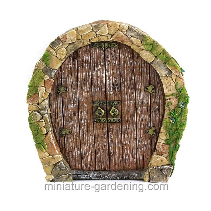 47 best mini garden enter our house images on pinterest for Mini fairy door
