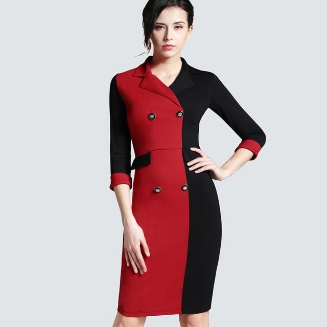 Business Office Dress | Furrple