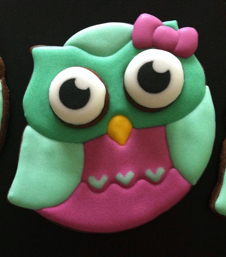 Uil Koekje / Owl Cookie
