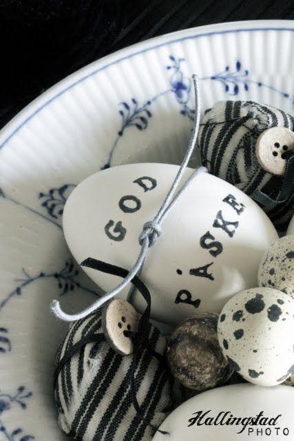 Hallingstad - inspiration til dit hjem: God påske!