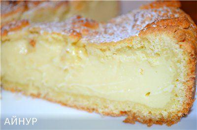 «Бабушкин торт» (torta della nonna) : Торты, пирожные