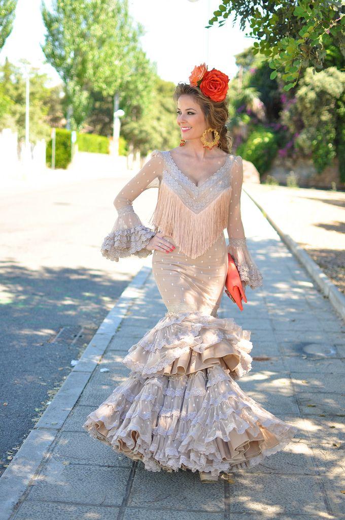 FlamenquísimaII. My flamenca dress