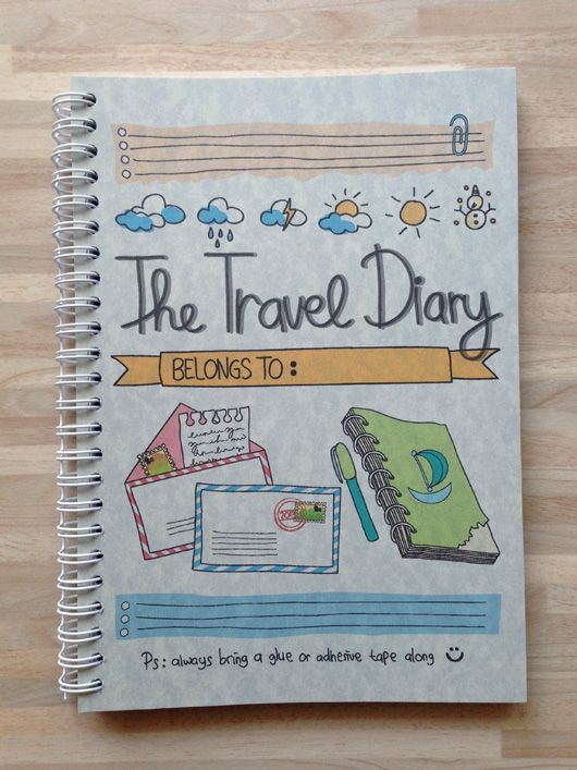 Peekmybook: The Travel Diary IDR 104.000  Cover: 220gr grey or peach capri paper Inside: 80gr A4 paper printed in full color Ink: water and fade resistant A5 (approx 15cm x 21 cm) 81 pages (one sided): 26 sets for 26 days of travel Each set include 1 page place you visited and itemsyou paid for, 1 page of meal you ate and notes, 1 page of paste anything memorable. And also 1 world map and 2 blank pages.  Available to order. Indonesia only. Leave a comment :)