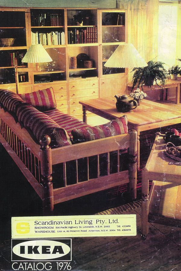 Our Second Year In Australia The 1976 Ikea Catalogue