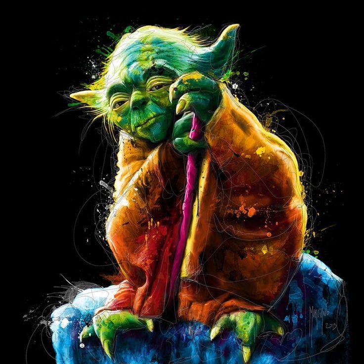 "Patrice Murciano ""Yoda"""