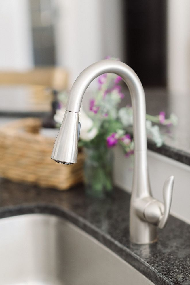 From Gold Faucets To Matte Black Faucets To Brass Faucets And More Here Are Our Favorite Kitchen Faucet Id Kitchen Faucet Moen Kitchen Faucet Bathroom Faucets