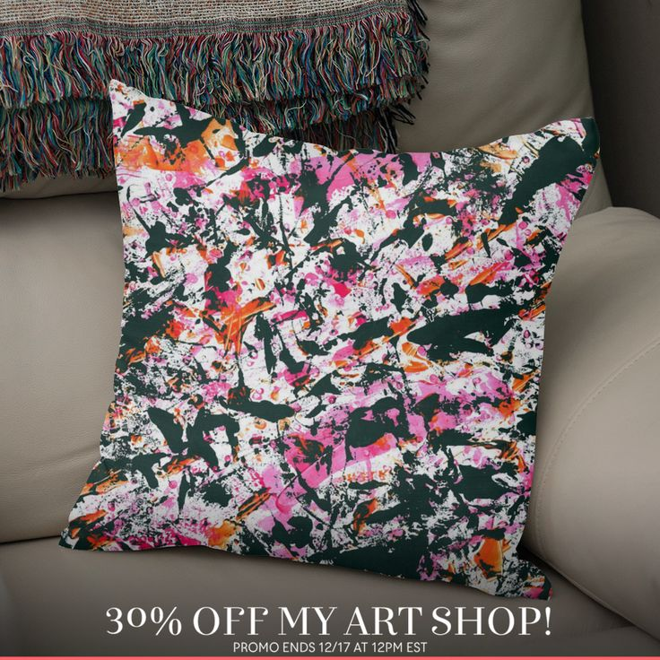 Discover «graffiti square», Numbered Edition Throw Pillow by gasponce - From 25€ - Curioos