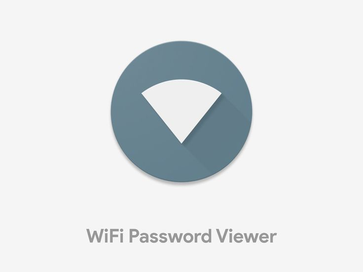 WiFi Password Viewer Product Icon